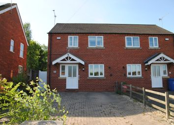 Thumbnail 3 bed semi-detached house for sale in Wold Gardens, North Kelsey, Market Rasen
