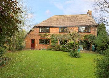 Thumbnail 4 bed detached house for sale in Glebe Meadows, Lockeridge, Marlborough, Wiltshire