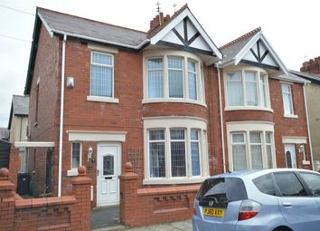 Thumbnail 3 bedroom semi-detached house for sale in Queensway, Blackpool