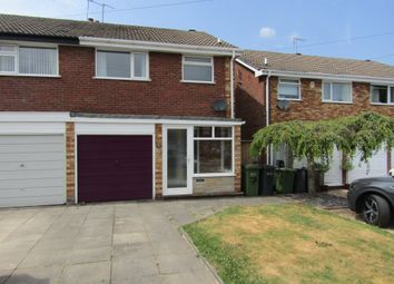Thumbnail 3 bed property to rent in Harnall Close, Shirley, Solihull