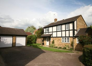 Thumbnail 4 bed detached house to rent in Broadleaf Avenue, Bishops Stortford, Herts