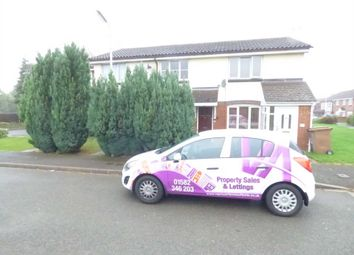 Thumbnail 2 bed terraced house to rent in Hawkfields, Luton