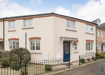 Thumbnail 3 bed link-detached house for sale in Thorn Road, Hampton Hargate, Peterborough