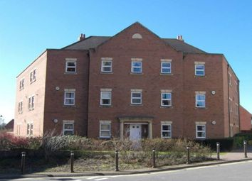 Thumbnail 2 bed flat for sale in Earlswood House, Rumbush Lane, Shirley, Solihull, West Midlands
