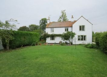 Thumbnail 3 bedroom detached house to rent in The Green, Hickling, Melton Mowbray