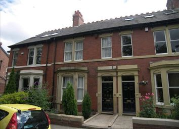 Thumbnail 4 bed terraced house to rent in Albury Road, Newcastle Upon Tyne