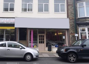 Thumbnail Retail premises for sale in Redcar TS10, UK