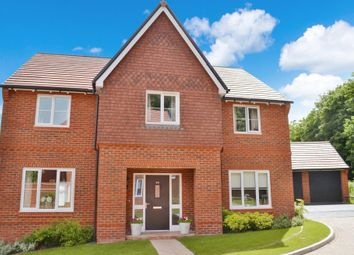 Thumbnail 5 bed detached house for sale in Meadowbrook, Woolton Hill, Newbury