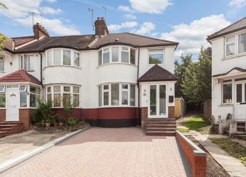 Thumbnail 3 bed end terrace house for sale in Hillside Crescent, South Harrow, Harrow