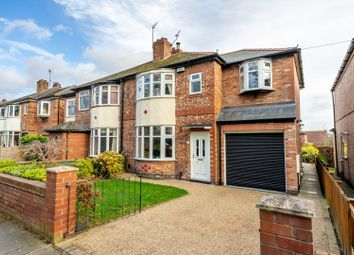 Thumbnail 4 bed semi-detached house for sale in New Lane, York