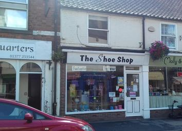 Thumbnail Retail premises to let in 41, Middle Street South, Driffield, East Yorkshire