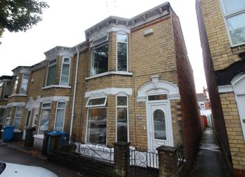 3 bed end terrace house for sale in Goddard Avenue, Hull HU5