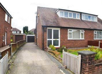 Thumbnail 2 bed bungalow for sale in Meynell Drive, Leigh
