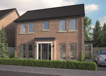 Thumbnail 4 bed detached house for sale in Hyde Park Mews, Newtownabbey