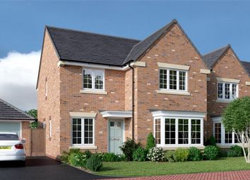 """Thumbnail 4 bed detached house for sale in """"Mitford"""" at Back Lane, Somerford, Congleton"""