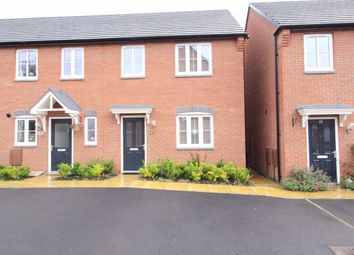 Thumbnail 3 bed semi-detached house to rent in Academy Drive, Rugby