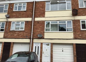 Thumbnail 2 bed flat to rent in 12 Wissage Court, Lichfield