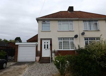 Thumbnail 3 bed semi-detached house to rent in Beech Road, Ipswich, Suffolk