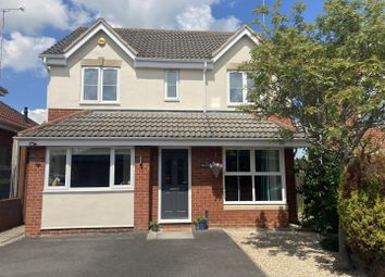 Thumbnail 4 bed detached house for sale in Abbey Meadow, Stonehills, Tewkesbury