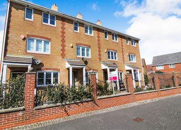 Thumbnail 3 bedroom town house for sale in Phoenix Drive, Eastbourne
