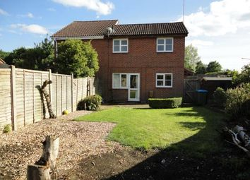 Thumbnail 1 bed end terrace house to rent in Meadow Way, The Coppice, Aylesbury