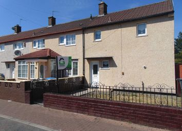 Thumbnail 2 bed end terrace house to rent in Clorian Close, Northwood, Kirkby