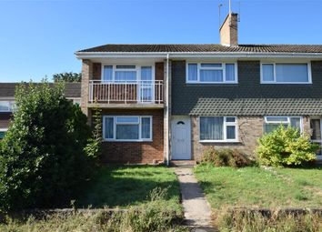 Thumbnail 2 bed maisonette for sale in Cudham Close, Maidstone, Kent