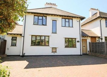 Thumbnail 4 bed detached house for sale in Palmerston Road, Buckhurst Hill, Essex