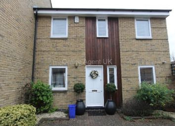 Thumbnail 2 bed end terrace house to rent in Anderson Close, Sutton, Surrey.