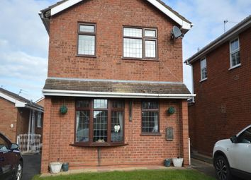 Thumbnail 3 bed detached house to rent in Anson Close, Perton, Wolverhampton