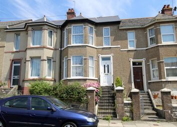 Thumbnail 3 bed terraced house for sale in Ridge Park Avenue, Mutley, Plymouth
