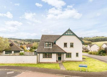 Thumbnail 5 bed detached house for sale in 2 Leeburn View, Cardrona, Peebles