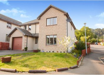 Thumbnail 4 bedroom detached house for sale in Brude's Hill, Inverness