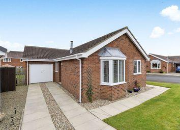 Thumbnail 3 bed bungalow for sale in Troutsdale Close, Bridlington
