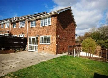 Thumbnail 3 bed end terrace house for sale in Nevill Green, Uckfield, East Sussex