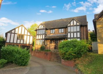Thumbnail 5 bed detached house for sale in St Peters View, Sible Hedingham, Halstead