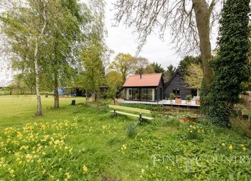 Thumbnail 2 bedroom barn conversion for sale in Hales Street, Tivetshall St. Margaret, Norwich