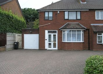 Thumbnail 3 bed semi-detached house for sale in Raddens Road, Halesowen