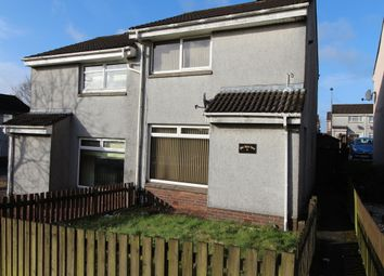 Thumbnail 3 bed semi-detached house for sale in Staffa Drive, Airdrie, North Lanarkshire