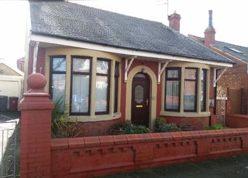 Thumbnail 2 bedroom detached bungalow for sale in Chadfield Road, Blackpool