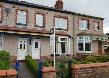 Thumbnail 3 bed terraced house for sale in 9 Croft Avenue, Penrith, Cumbria