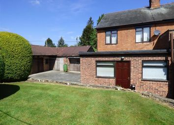 Thumbnail 3 bedroom semi-detached house for sale in Creaton Road, Hollowell, Northampton