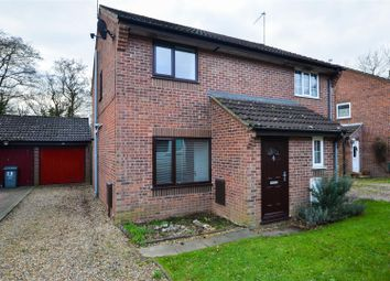 Thumbnail 2 bed semi-detached house for sale in Oakdale Road, Brundall, Norwich