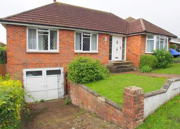 Thumbnail 2 bed bungalow to rent in Ring Road, Lancing