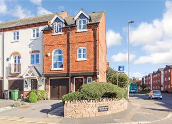 Thumbnail 3 bed end terrace house for sale in Weavers Close, Quorn, Leicestershire