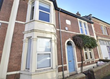 Thumbnail 3 bed terraced house for sale in Lower Cheltenham Place, Montpelier, Bristol