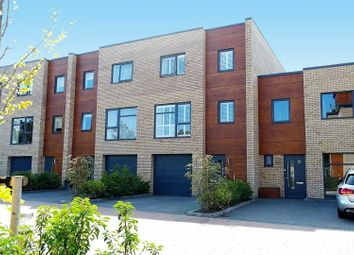 Thumbnail 4 bed town house for sale in Leckhampton Place, Leckhampton, Cheltenham