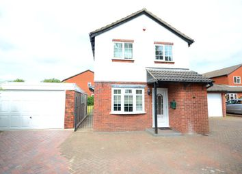 Thumbnail 4 bed detached house for sale in Morval Close, Farnborough, Hampshire