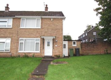Thumbnail 2 bed end terrace house to rent in Elderberry Road, Pentrebane, Cardiff