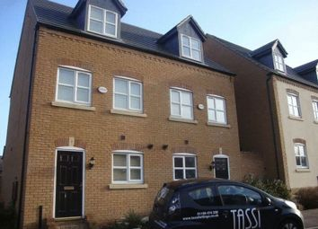 Thumbnail 3 bed town house to rent in Millbank Place, Bestwood Village, Nottingham